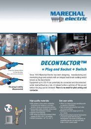 DECONTACTOR™ - sltco.co.kr