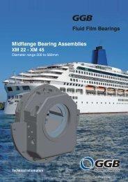 Fluid Film Bearings Midflange Bearing Assemblies - sltco.co.kr
