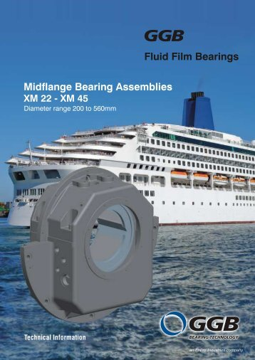 Fluid Film Bearings Midflange Bearing Assemblies - sltco.co.kr