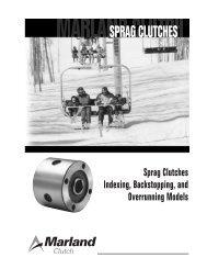 Freewheel Clutches