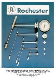 rochester gauges international sa - sltco.co.kr