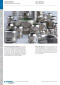 Kabelverschraubungen Cable Glands - Agro AG - Page 6
