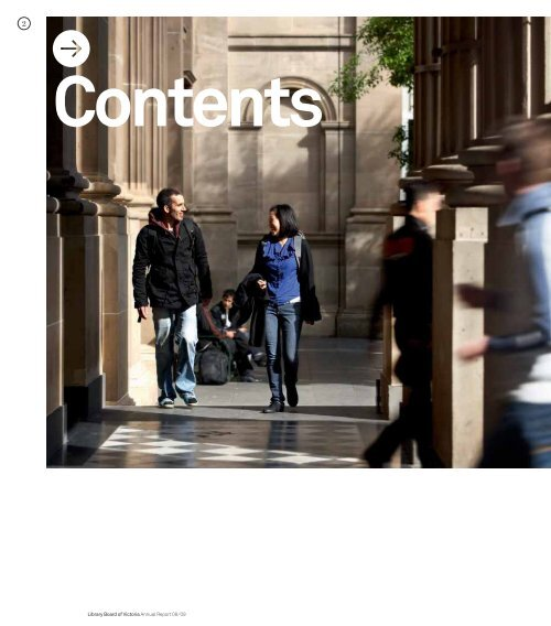 Contents, Overview - State Library of Victoria