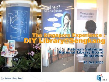 DIY Library@Sengkang