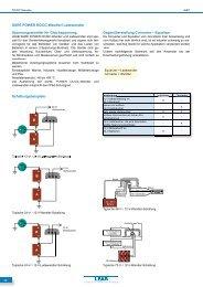 Sure Power Ladewandler - LEAB Power Systems