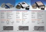 DYNAWATT 2000 TECHNICAL DATE Scope of supply ... - LEAB