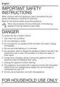 Series1 - Braun Consumer Service spare parts use instructions ... - Page 4