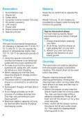 Series1 - Braun Consumer Service spare parts use instructions ... - Page 6