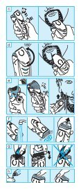 cruZer3 - Braun Consumer Service spare parts use instructions ... - Page 4