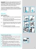 8000 - Braun Consumer Service spare parts use instructions manuals - Page 7