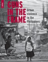 Urban violence in the Philippines - Small Arms Survey