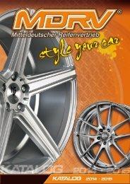 MDRV Katalog 2014