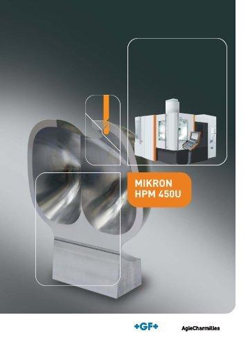 MIKRON HPM 450U