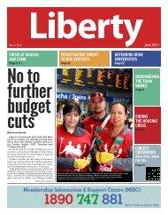 SIPTU Liberty Newspaper June 2014