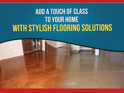 Professional And Expert Flooring Contractors In Denver Colorado