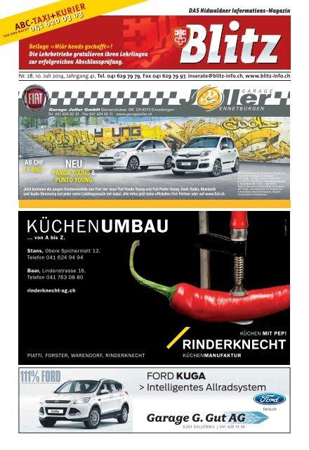 47-2014, Nidwaldner Blitz by Blitz - issuu