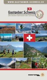Gastgeber Schweiz