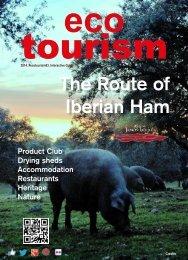 Eco Tourism 03. The Route of Iberian Ham