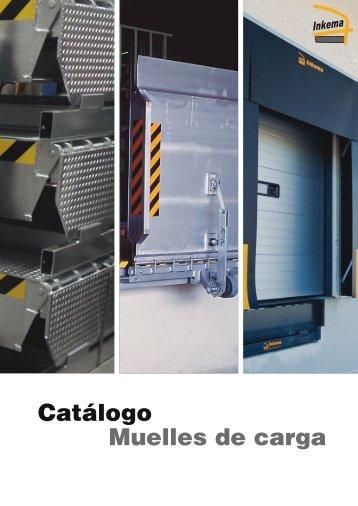 Catálogo Muelles de carga