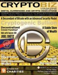 Crypto Biz Magazine—July, 2014/Issue.02