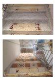 Treppenhaus Holztreppe restauriert und Marmoriert in Carrara Marmor - Seite 6