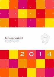 Jahresbericht der Sabel Bildungsgruppe 2014