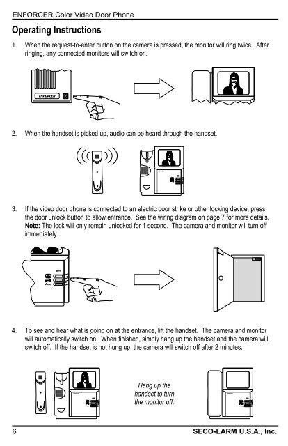 on handset wiring diagram