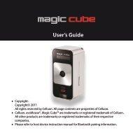 User's Guide - Virtual Laser Keyboard