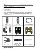 ReliTouch User Manual - Home Depot - Page 4