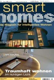 Traumhaft wohnen - Smart Homes