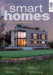 Intelligenz ab Werk - Smart Homes