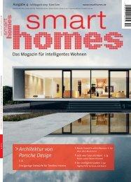 Architektur von Porsche Design - Smart Homes