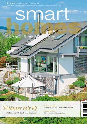 (iUSER - Smart Homes