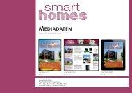 Mediadaten - Smart Homes