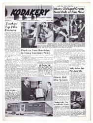 Kodakery; Vol. 8, no. 24; June 15, 1950