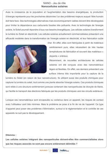 FR - Role play9.1 solar cell.pdf - Nanoyou