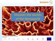 h Discover the secrets of the Nanoworld - Nanoyou