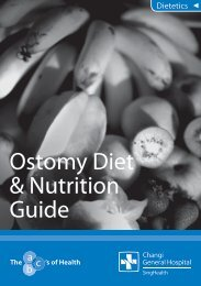 Ostomy Diet & Nutrition Guide