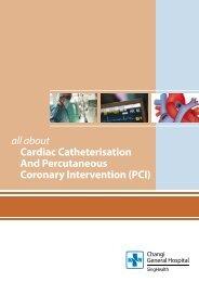 all about Cardiac Catheterisation And Percutaneous Coronary ...