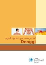 Denggi - Changi General Hospital