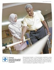 Annual Report 2005 - Changi General Hospital