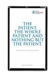 Annual Report 2007 - Changi General Hospital