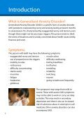 Generalised Anxiety Disorder - Page 2