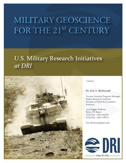 Download PDF - Desert Research Institute