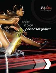 PolyOne 2009 Annual Report