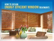 Get Insulated Window Shades & Save Energy