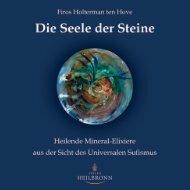 Die Seele der Steine von Firos Holterman ten Hove (Leseprobe)