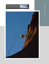 Fall 2005 Newsletter - Michael Clark Photography