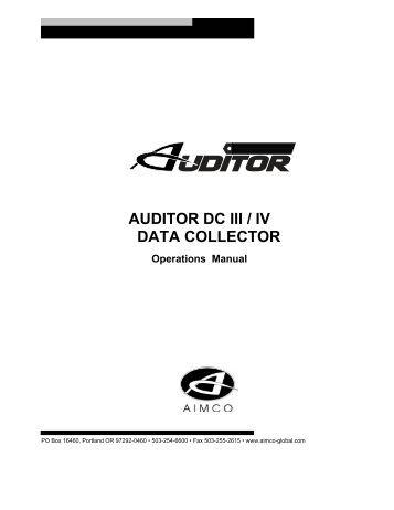 UET/MTM Series Torque Analyzer Operations Manual