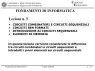 versione 1 X pagina - Computer Engineering Group